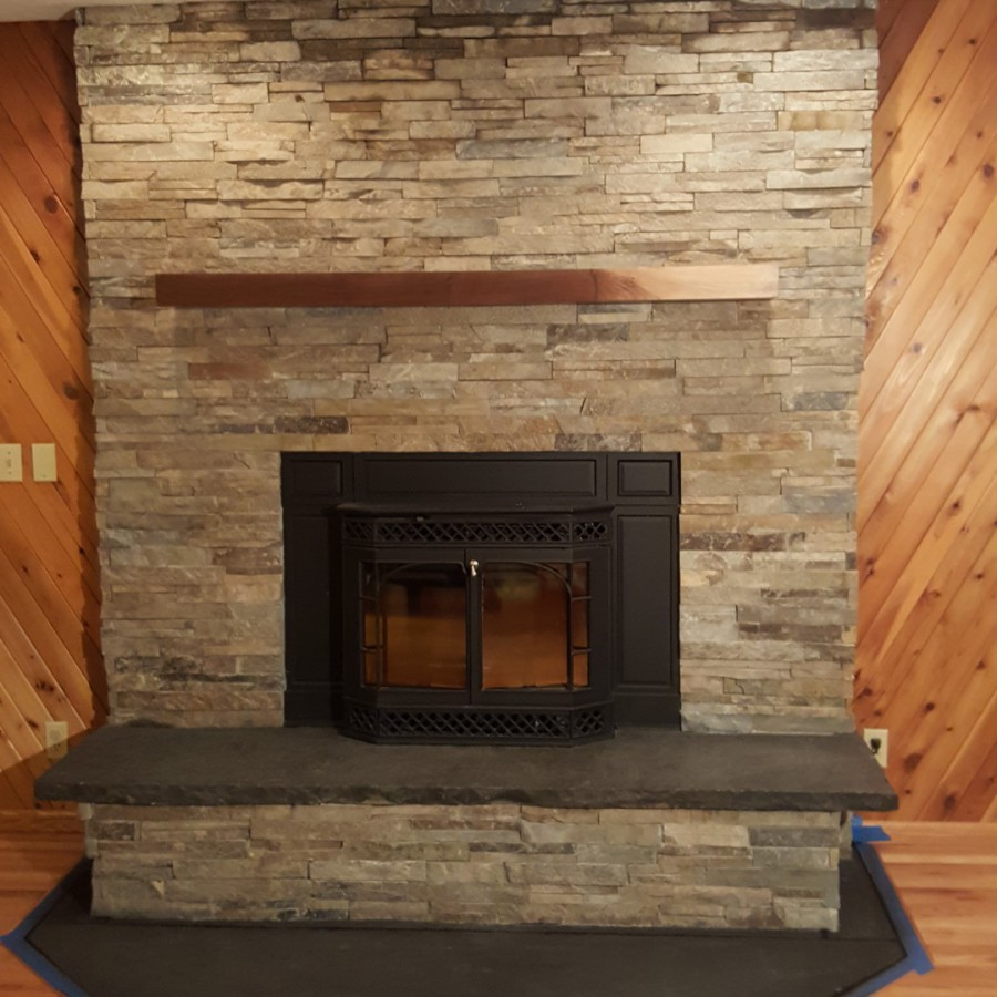 Fireplace Facelifts Before And After